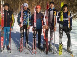 Призер чемпіонату України з біатлону