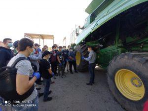 Співпраця з агробізнесом